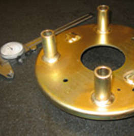 Stamping of a Steel Brake Housing Assembly